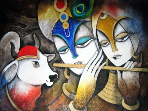 Radha-With-Krishna-